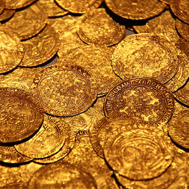 Pirate Escape Room Gold Doubloons
